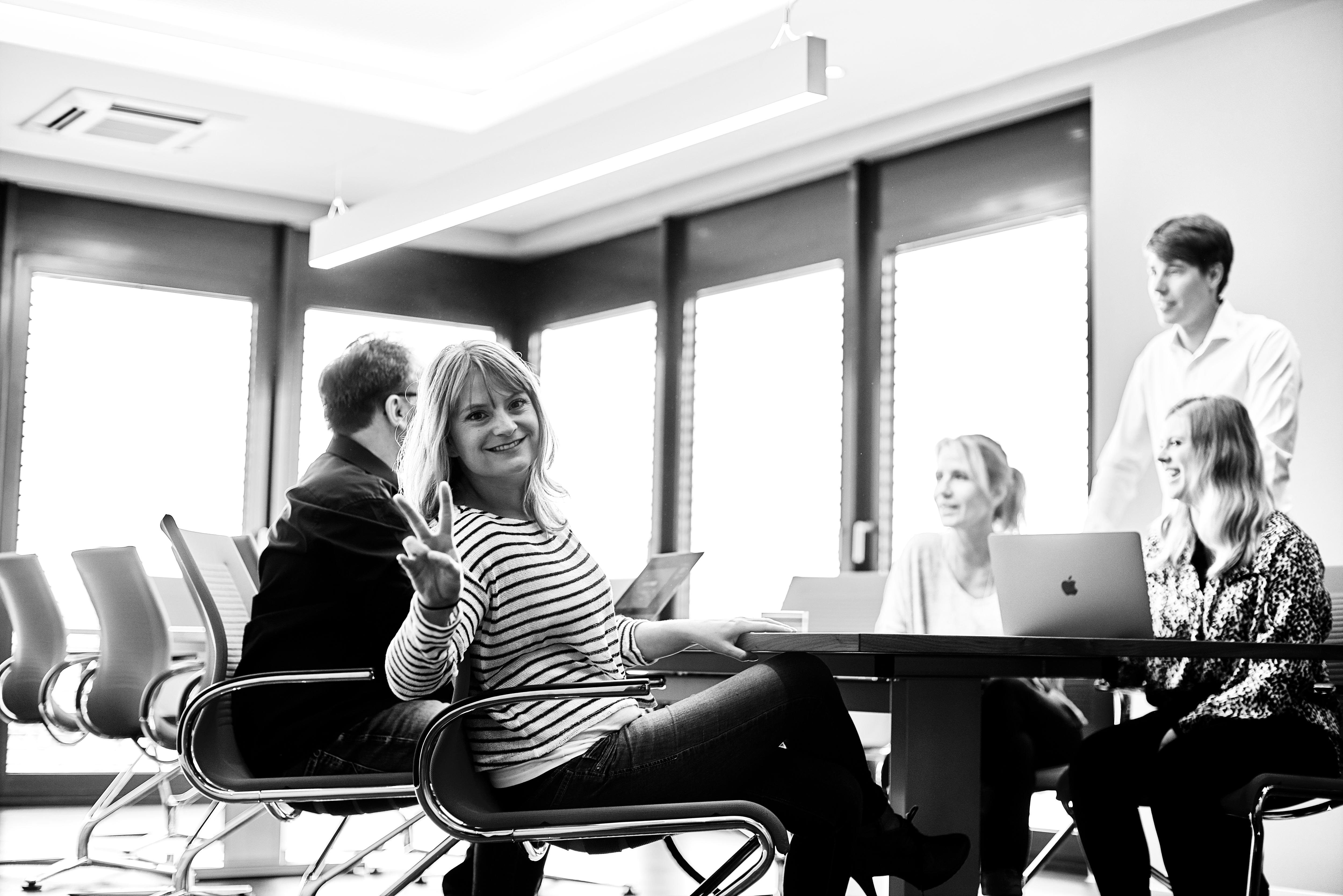 Workshop zur Markenentwicklung und Markenkommunikation mit svenka bold