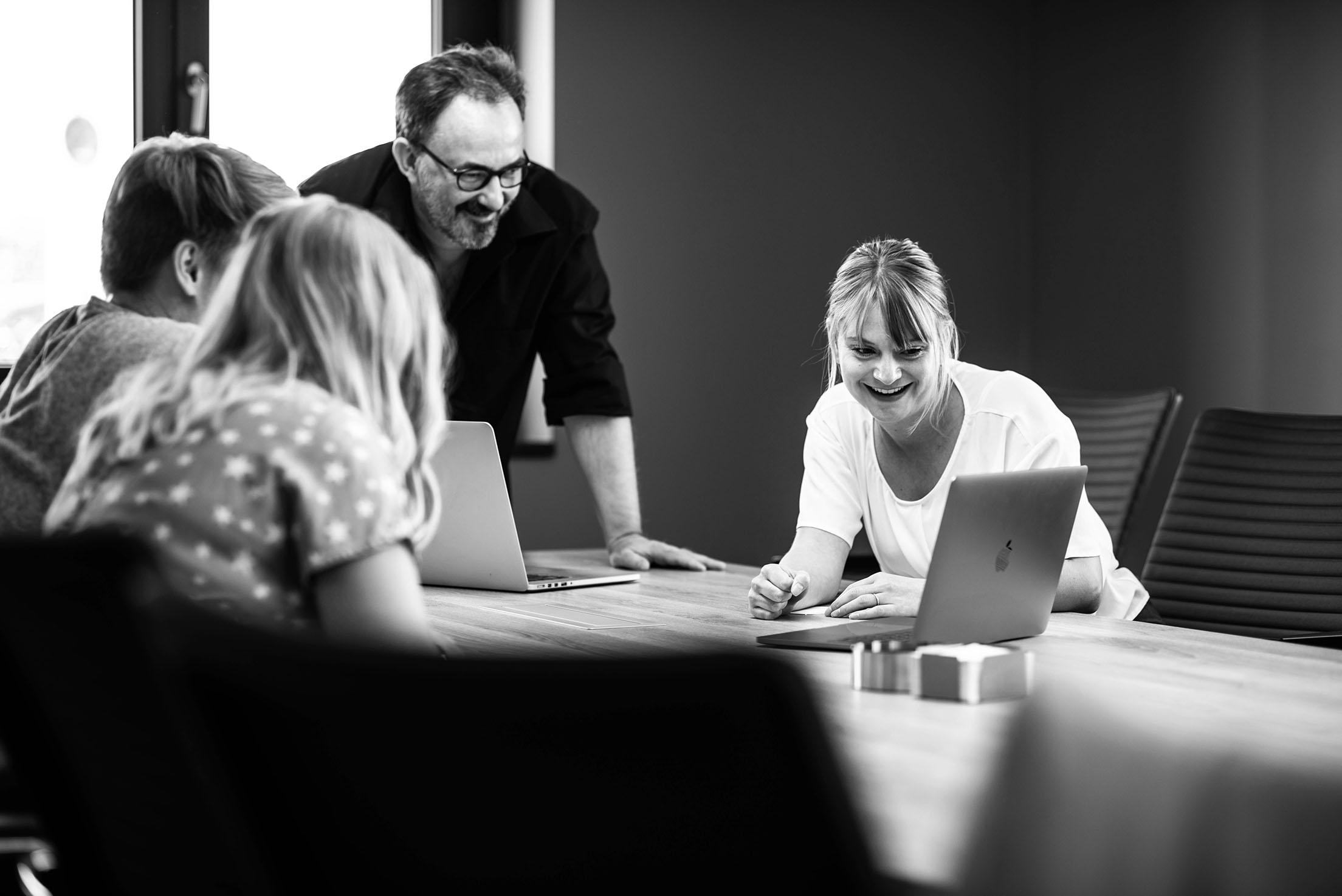Workshop für Markenstrategie